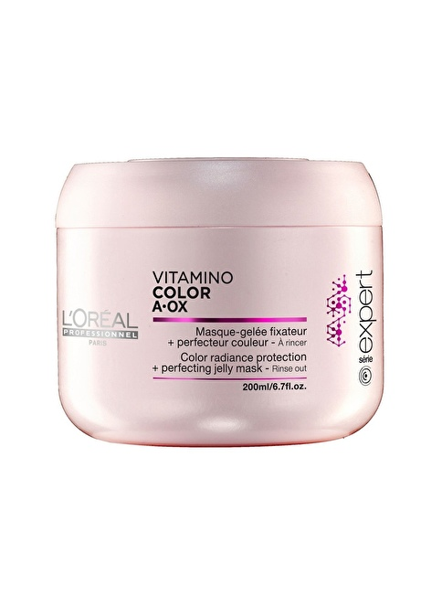 Loreal Professionnel Lp Maske Vitamino Color. 200 Ml Renksiz